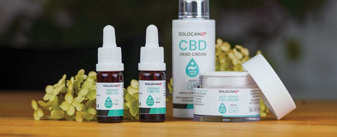DOLOCAN CBD Produkte