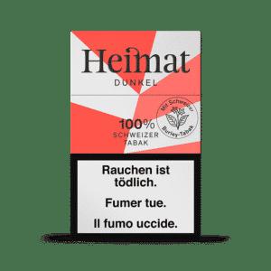 Heimat Dunkel Zigaretten