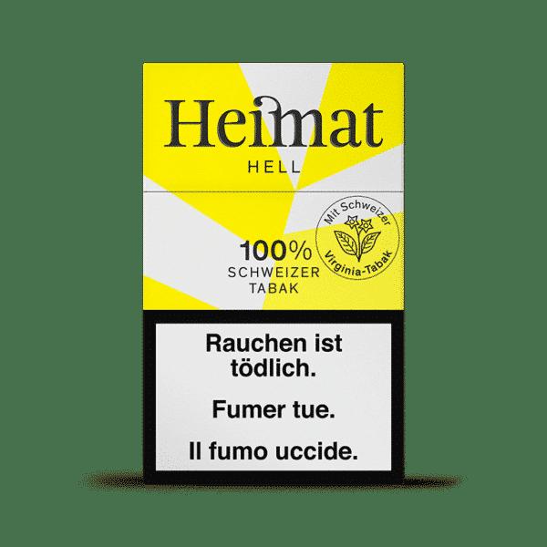 Heimat hell Zigaretten